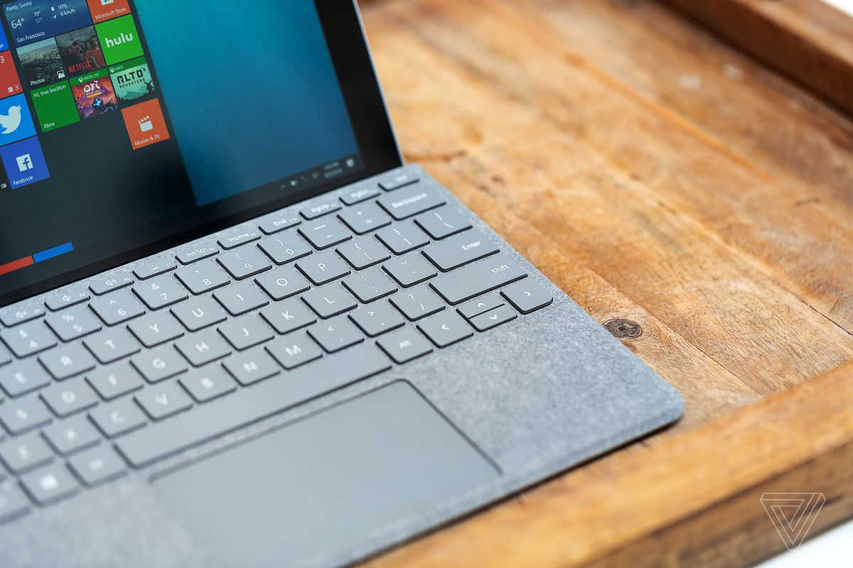 The LSAT is going digital exclusively on Microsoft Surface
