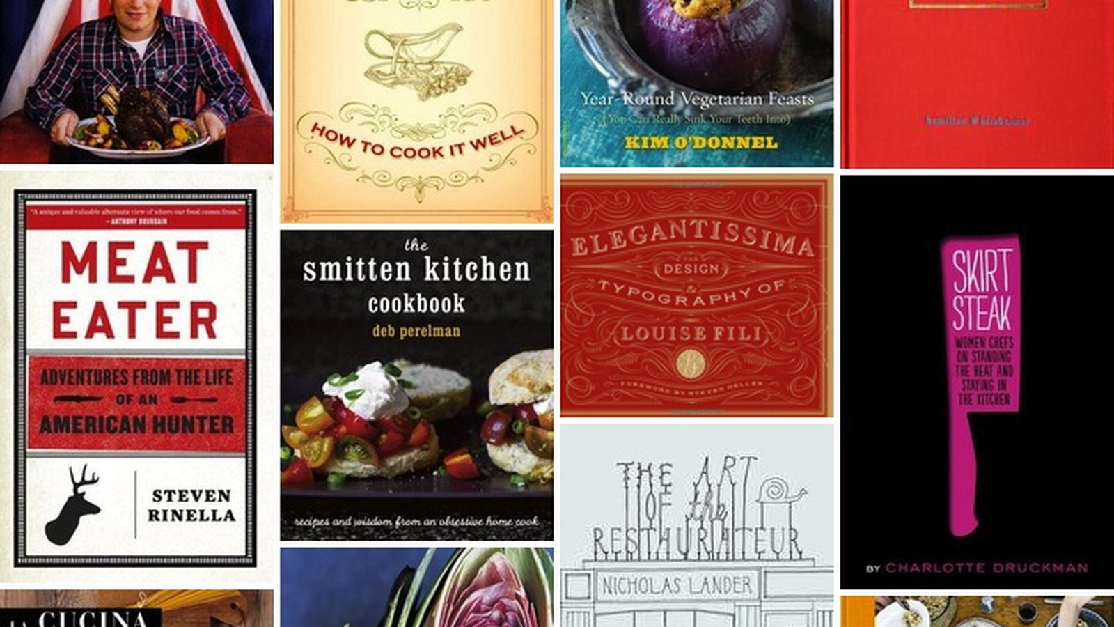 Food Book Cover Jobs ~ Eater s fall cookbook food book preview part