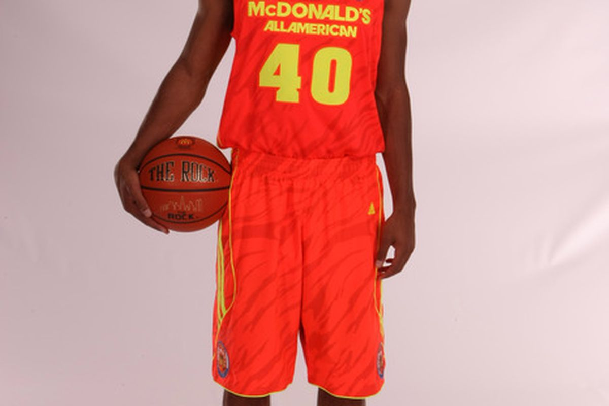 Gary Harris gives MSU an incoming McDonald's All-American for the third year in a row.