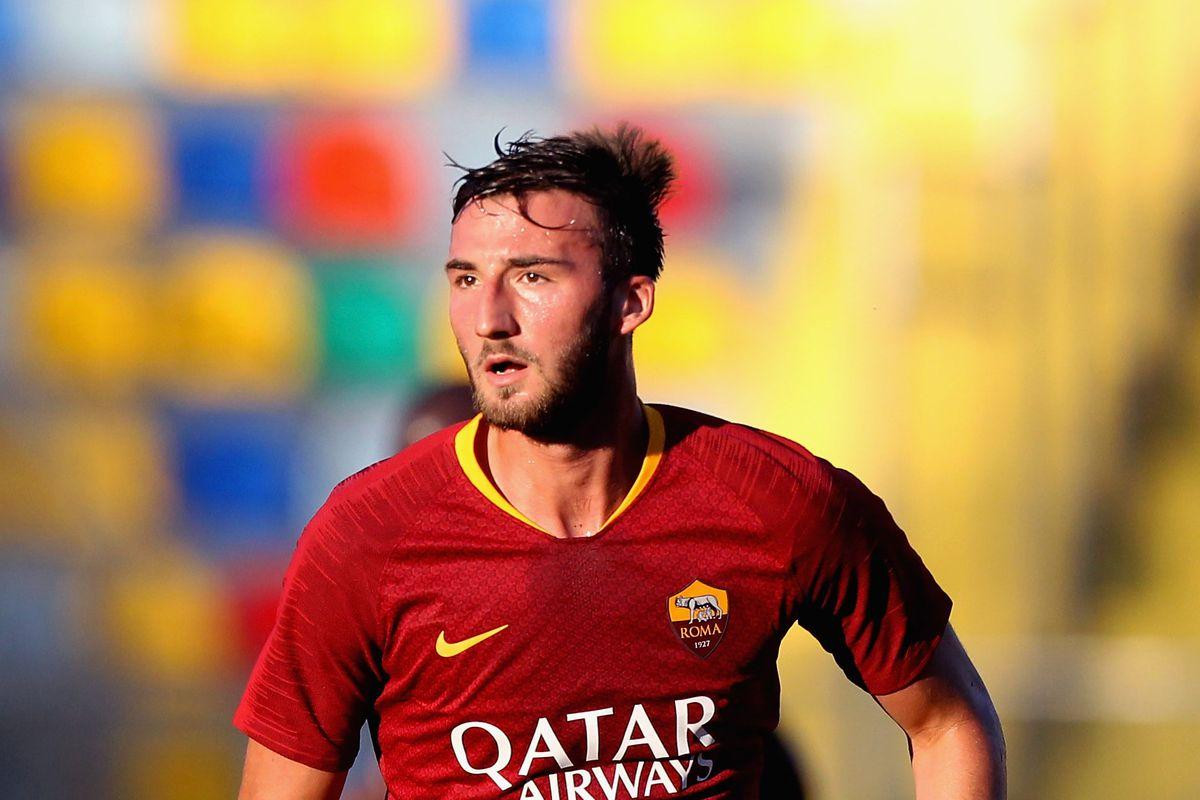 Ranking Roma's Youth, #5: Bryan Cristante - Chiesa Di Totti