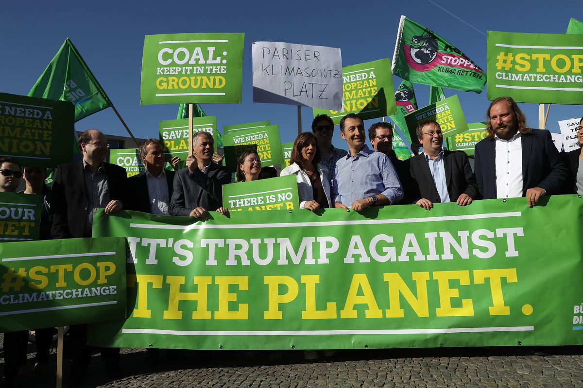 World Reacts To Trump Announcement To Quit Paris Climate Agreement