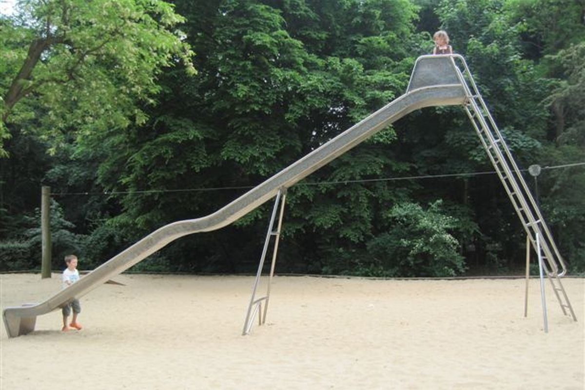 where s the best old school playground equipment in atlanta these