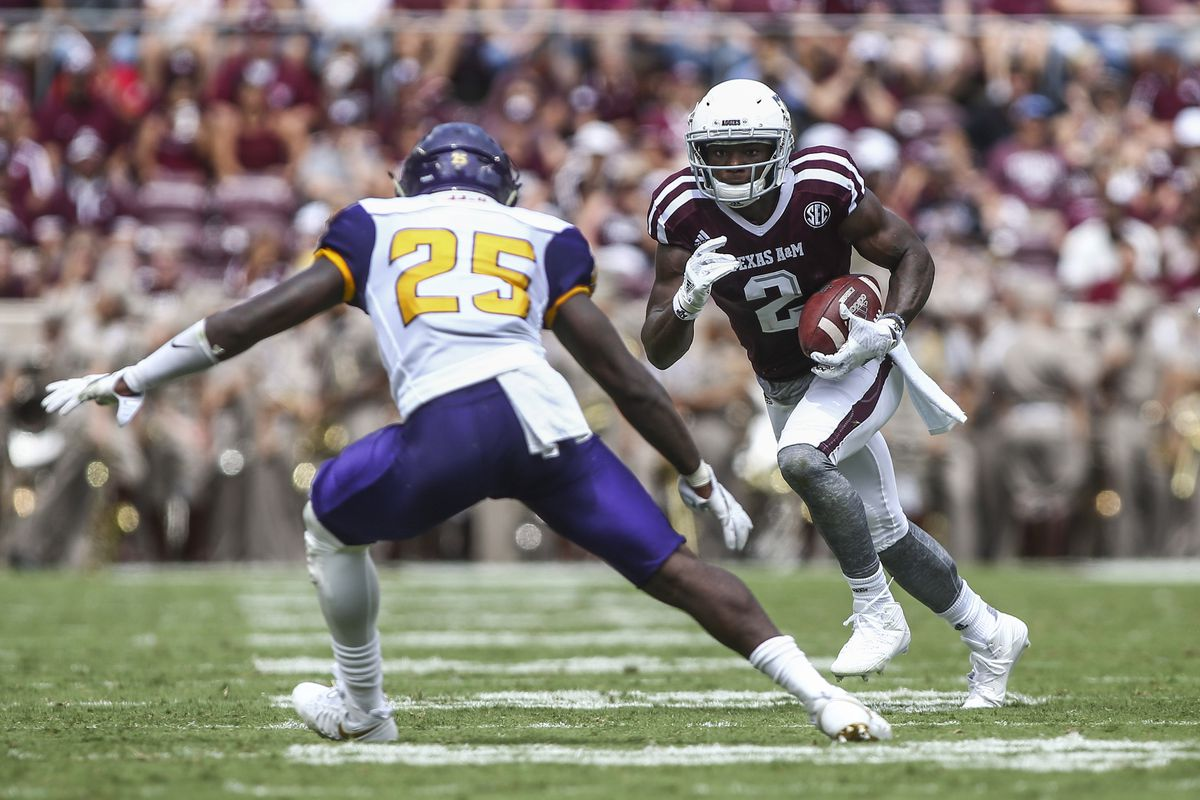 NCAA Football: Prairie View A&M at Texas A&M