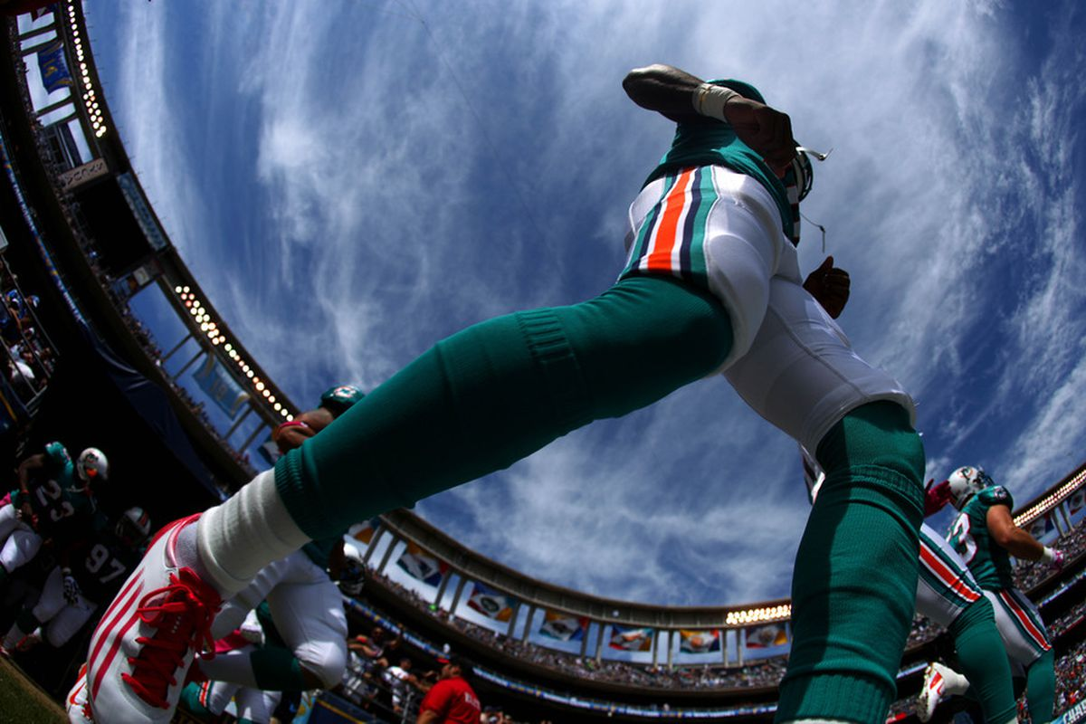 Has winning become too tall a task for the 2011 Miami Dolphins?