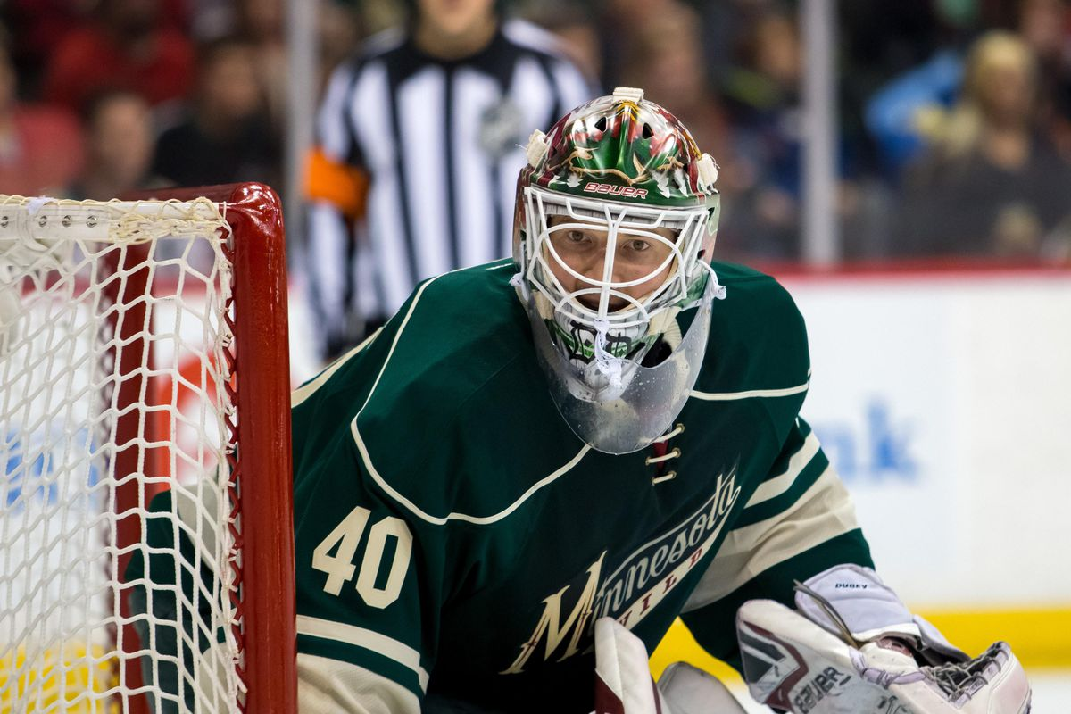 Is this year a repeat of last year? Much like Darcy Kuemper last year, Devan Dubnyk saved the Wild's season.