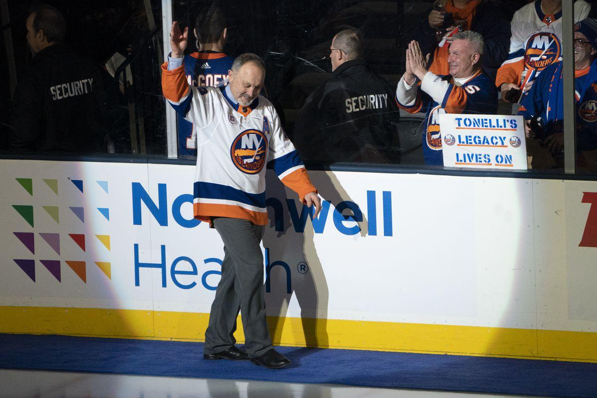 NHL: FEB 21 Red Wings at Islanders