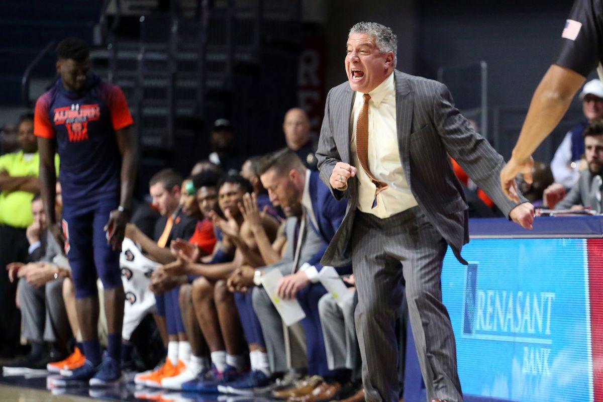 NCAA Basketball: Auburn at Mississippi