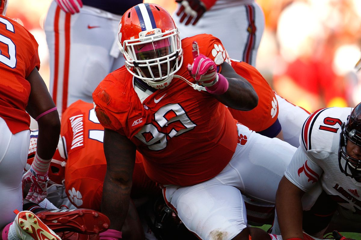 The defense does not allow Clemson to lose.