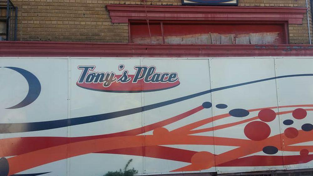 Tony's Place DC exterior