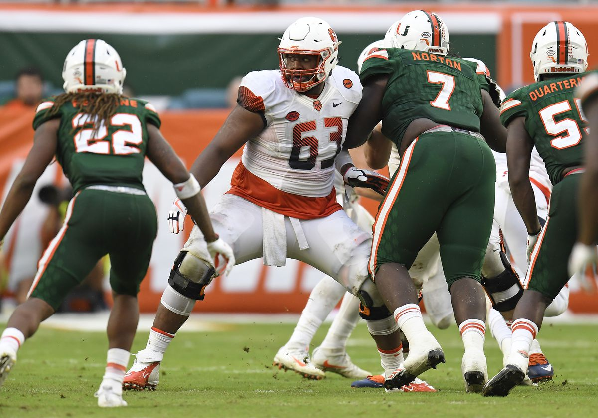 COLLEGE FOOTBALL: OCT 21 Syracuse at Miami