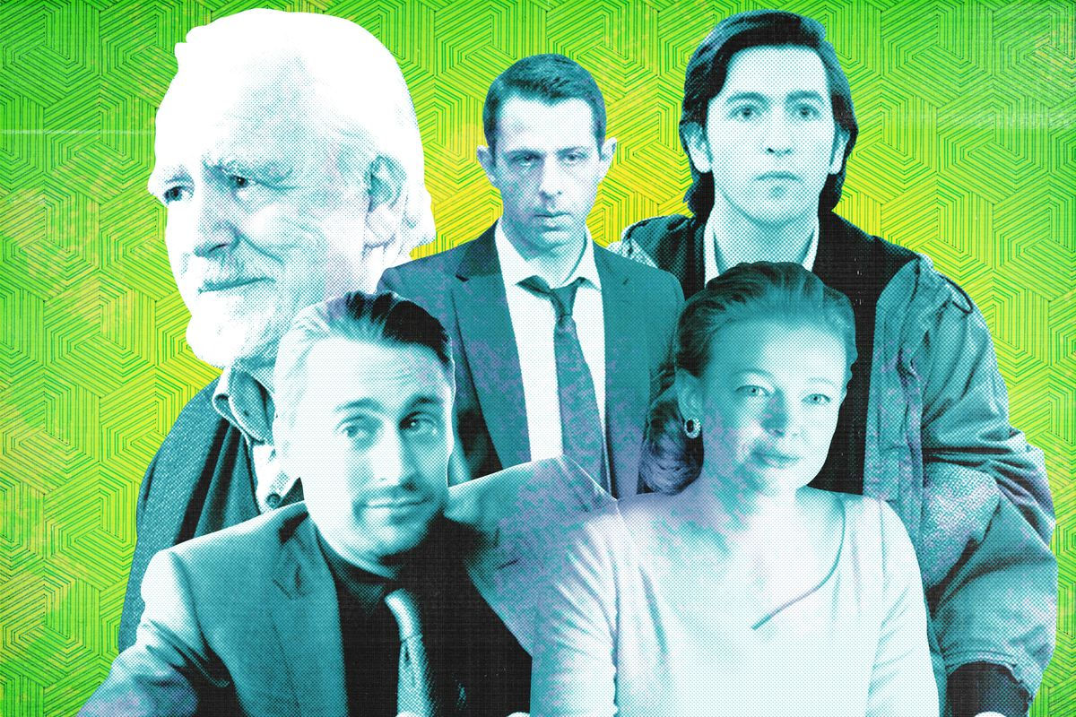 The Deliberate Discomfort of Season 1 of HBO\'s \'Succession\' - The Ringer