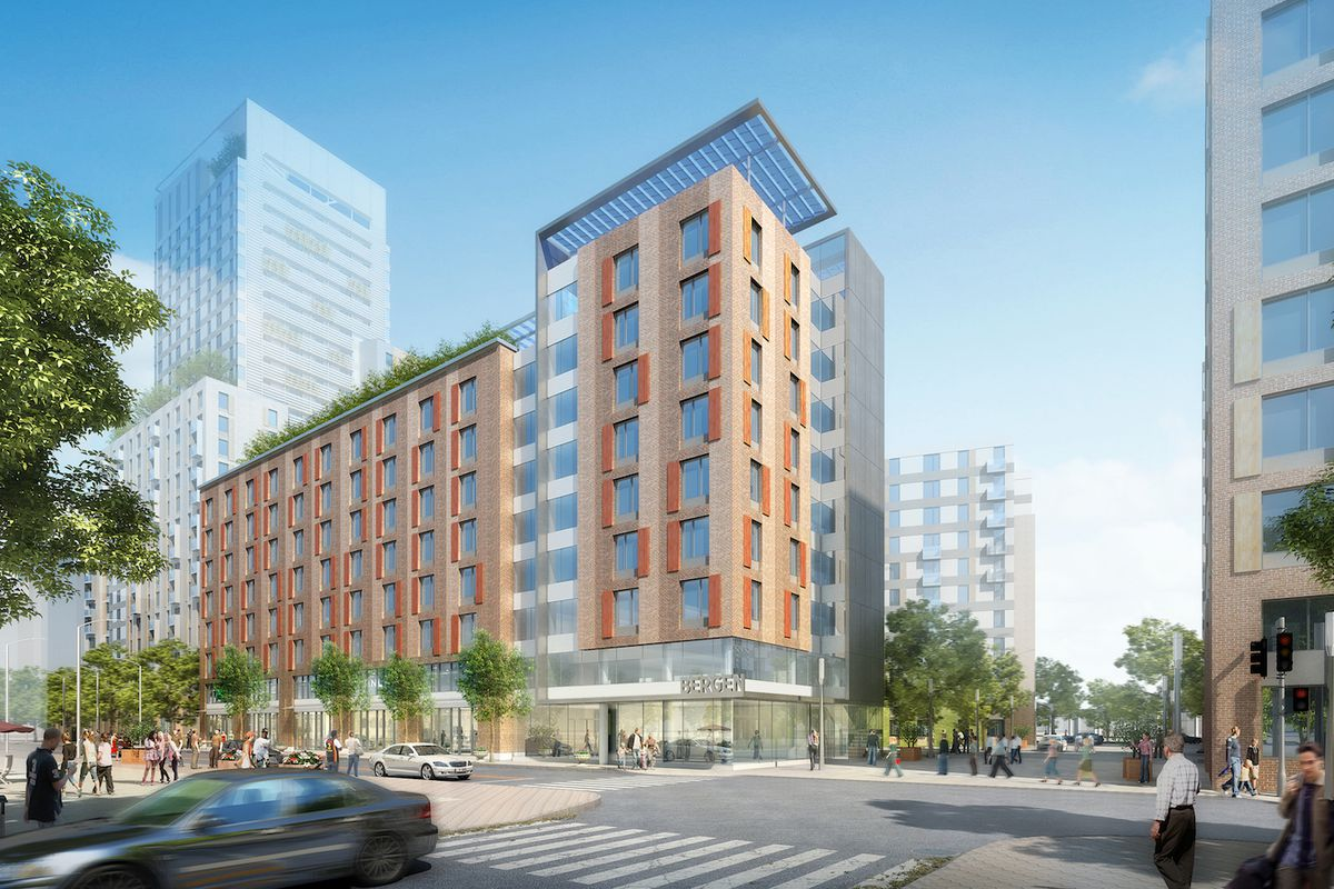 The bronx 39 s enormous affordable housing complex la for Affordable house construction