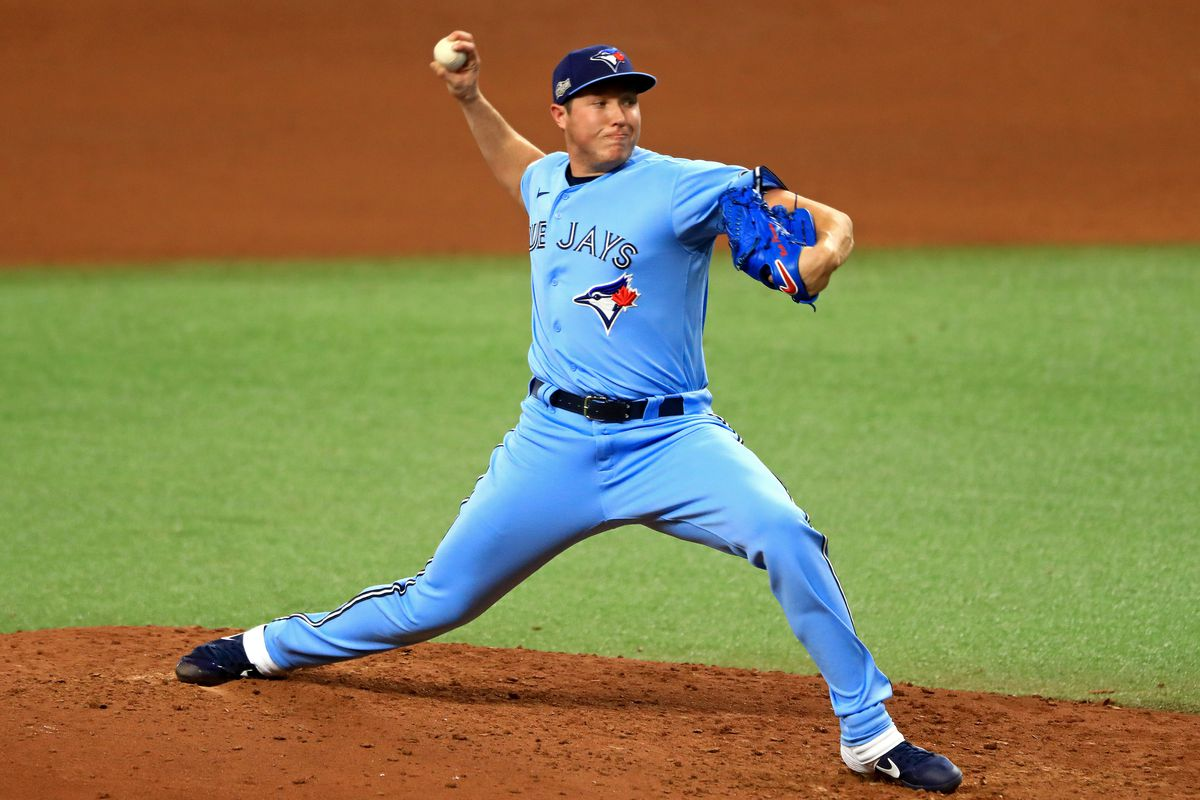 Wild Card Round - Toronto Blue Jays v Tampa Bay Rays - Game Two
