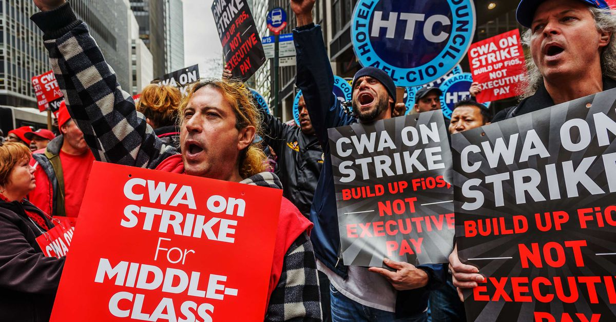 America needs more unions