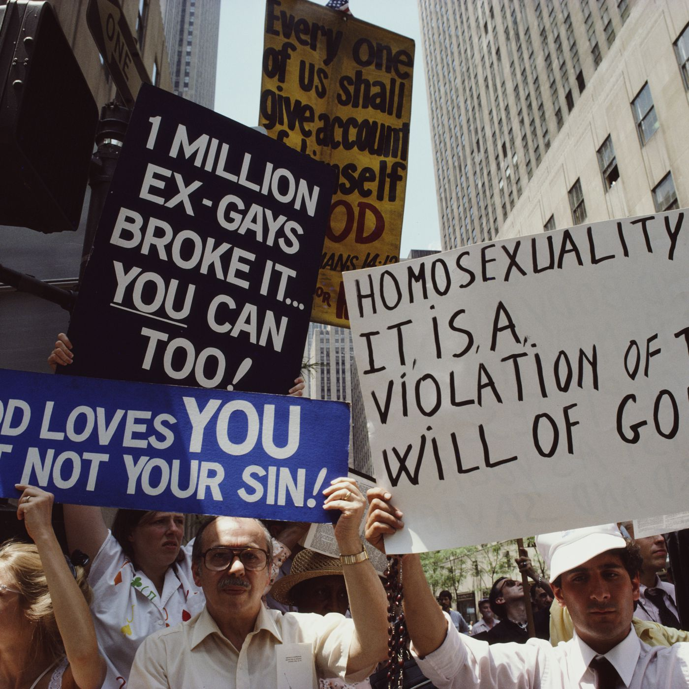 LGBTQ religion activist: it's time to talk about America's faith-based  homophobia problem - Vox