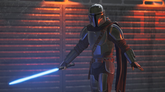 Star Wars Jedi: Fallen Order mod adds a perfect Mandalorian