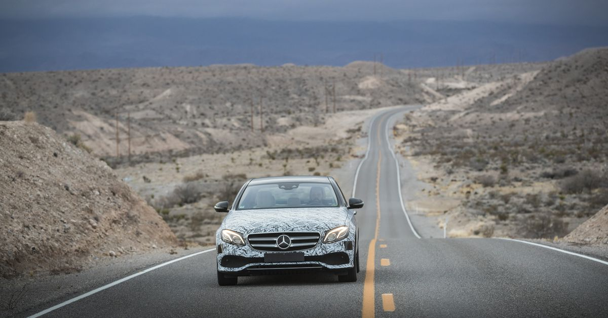 Mercedes will give Tesla's Autopilot its first real