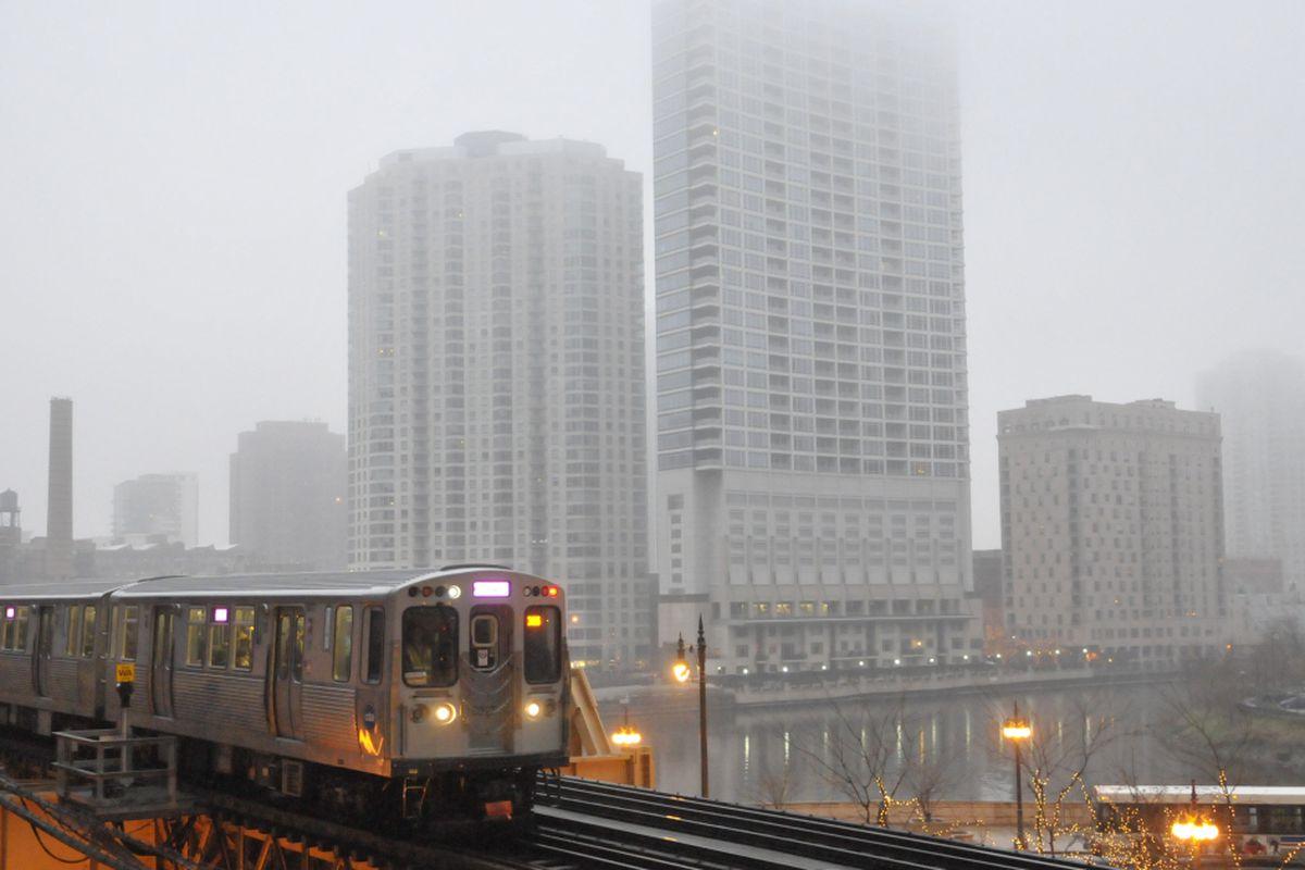 A dense fog advisory is in effect Jan. 24, 2020.