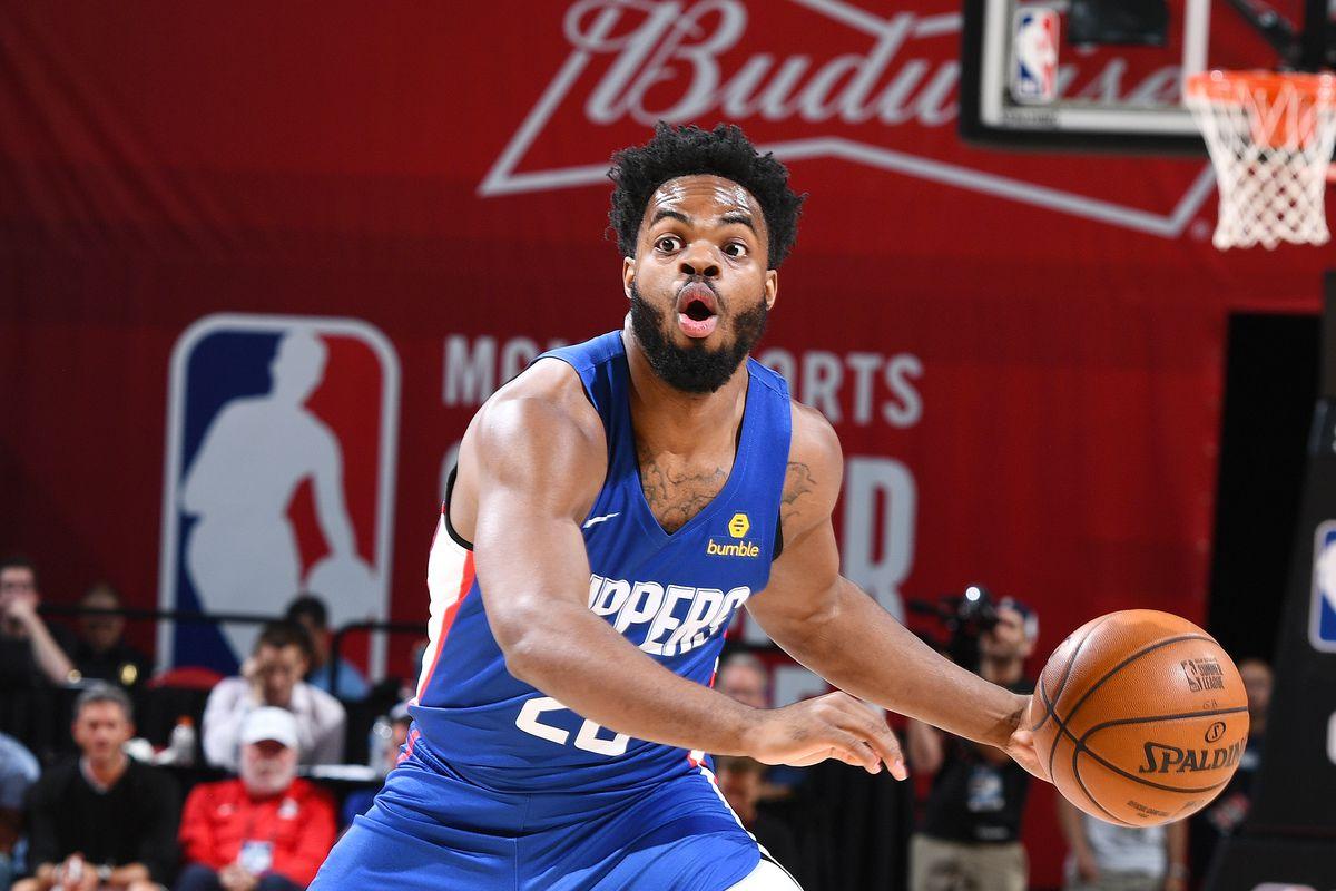 2019 Las Vegas Summer League - Day 5 - LA Clippers v Washington Wizards