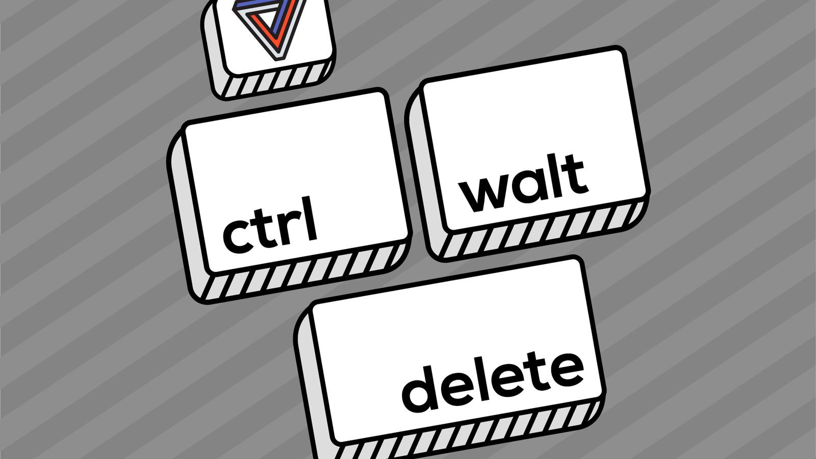 Ctrl-Walt-Delete: our last in-studio show