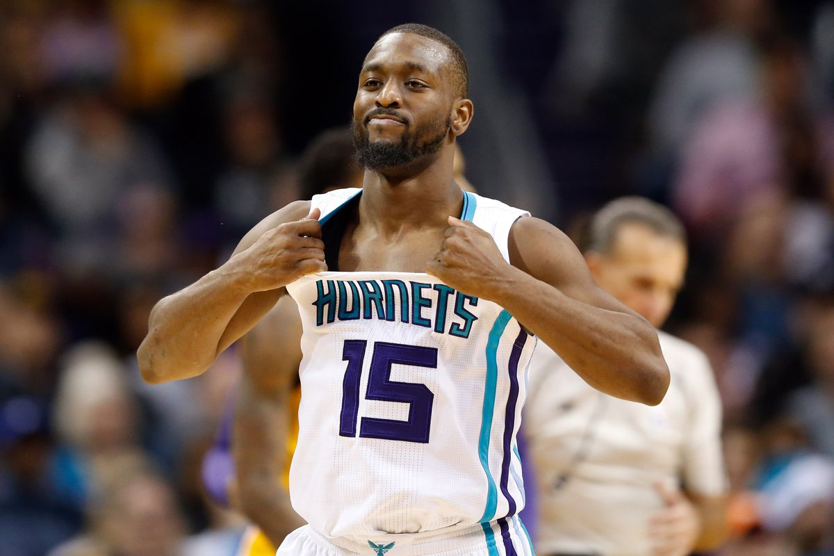 Kemba Walker not named to 2017 NBA All-Star starting lineup - At The Hive