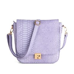 "<b>ModCloth</b> I Lilac It Like That bag, <a href=""http://www.modcloth.com/shop/handbags/i-lilac-it-like-that-bag#"">$54.99</a>"
