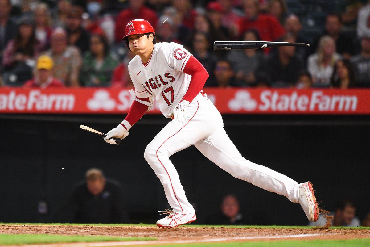 MLB: SEP 18 Athletics at Angels