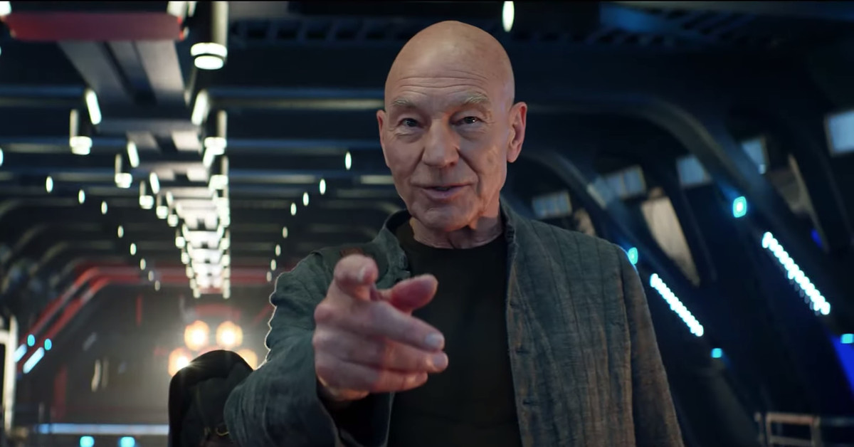 CBS All Access is offering a free one-month trial, just in time to binge Star Trek: Picard
