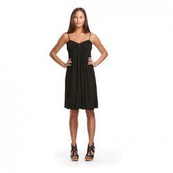 Paul & Joe for Target Button-Front Dress in Black $24.99