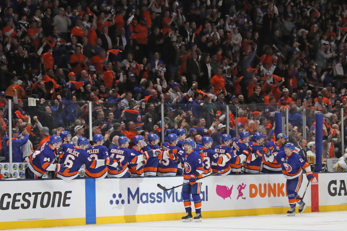 Pittsburgh Penguins v New York Islanders - Game Two