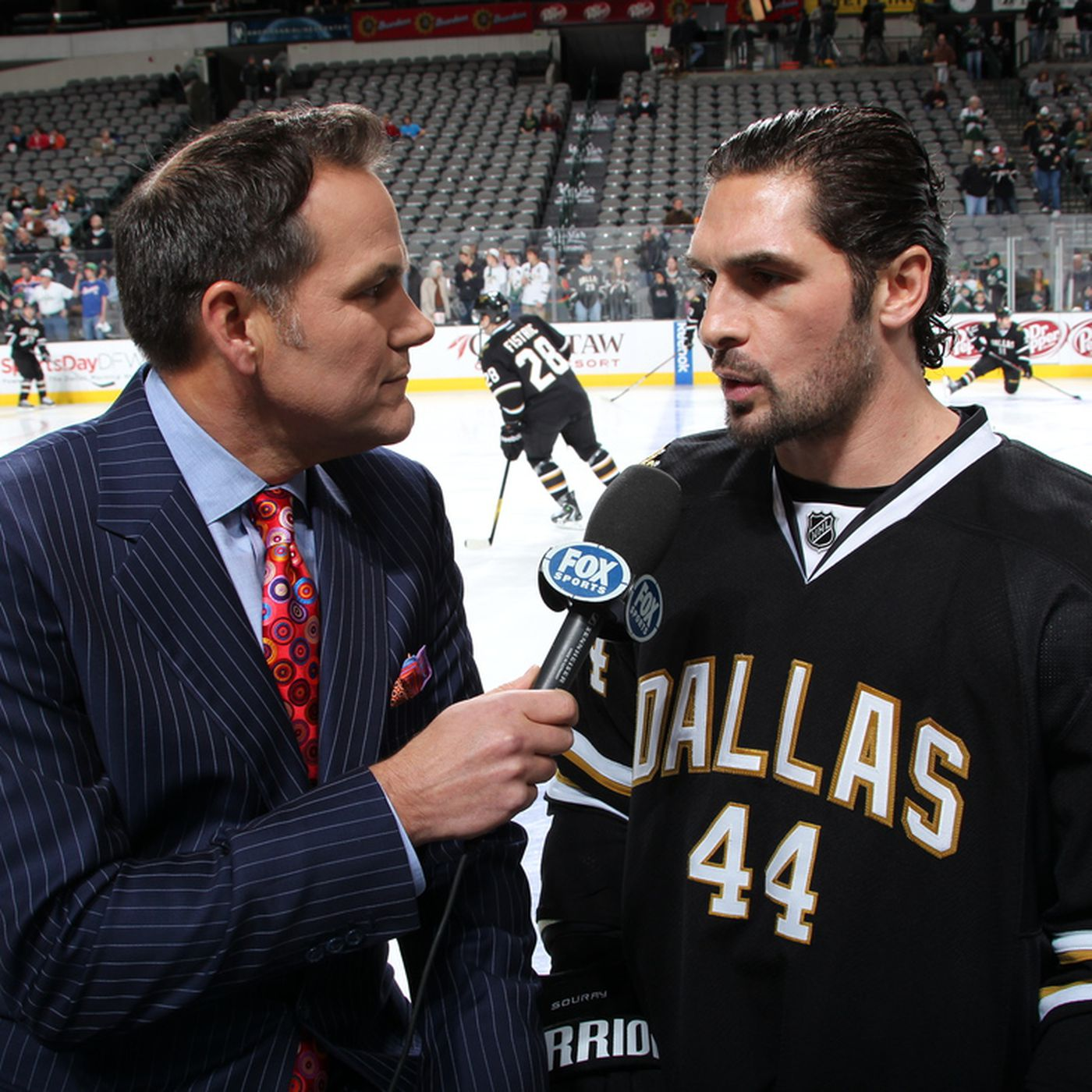 Dallas Stars Announce Television And Radio Broadcast Crews For 2014 15 Defending Big D