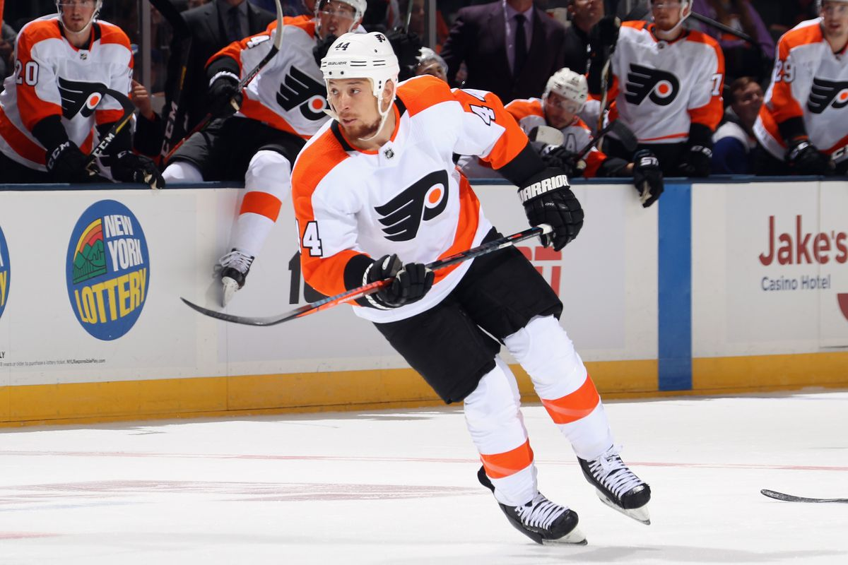 Broad street Hockey reacts to the Philadelphia Flyers signing Chris Stewart