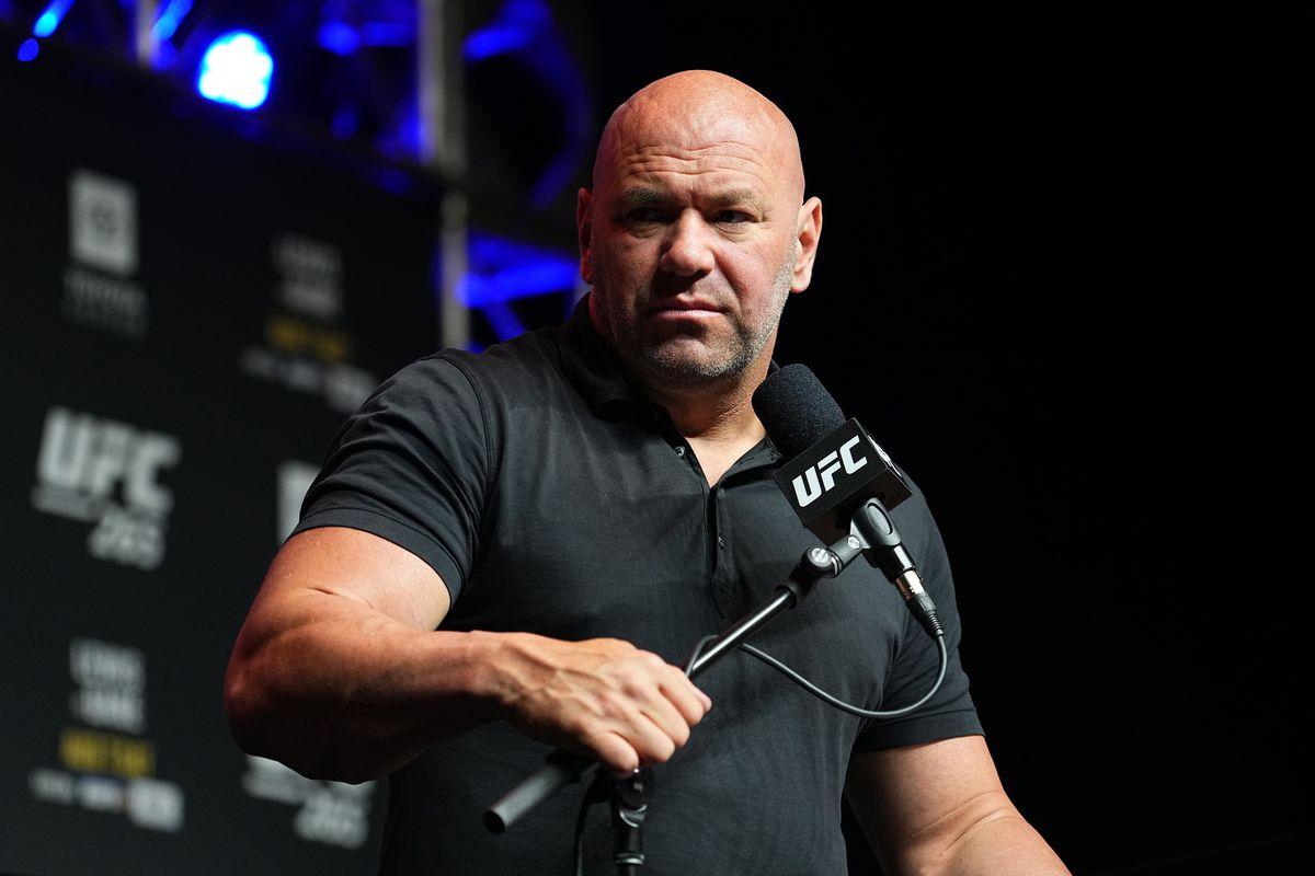 UFC 265: Press Conference