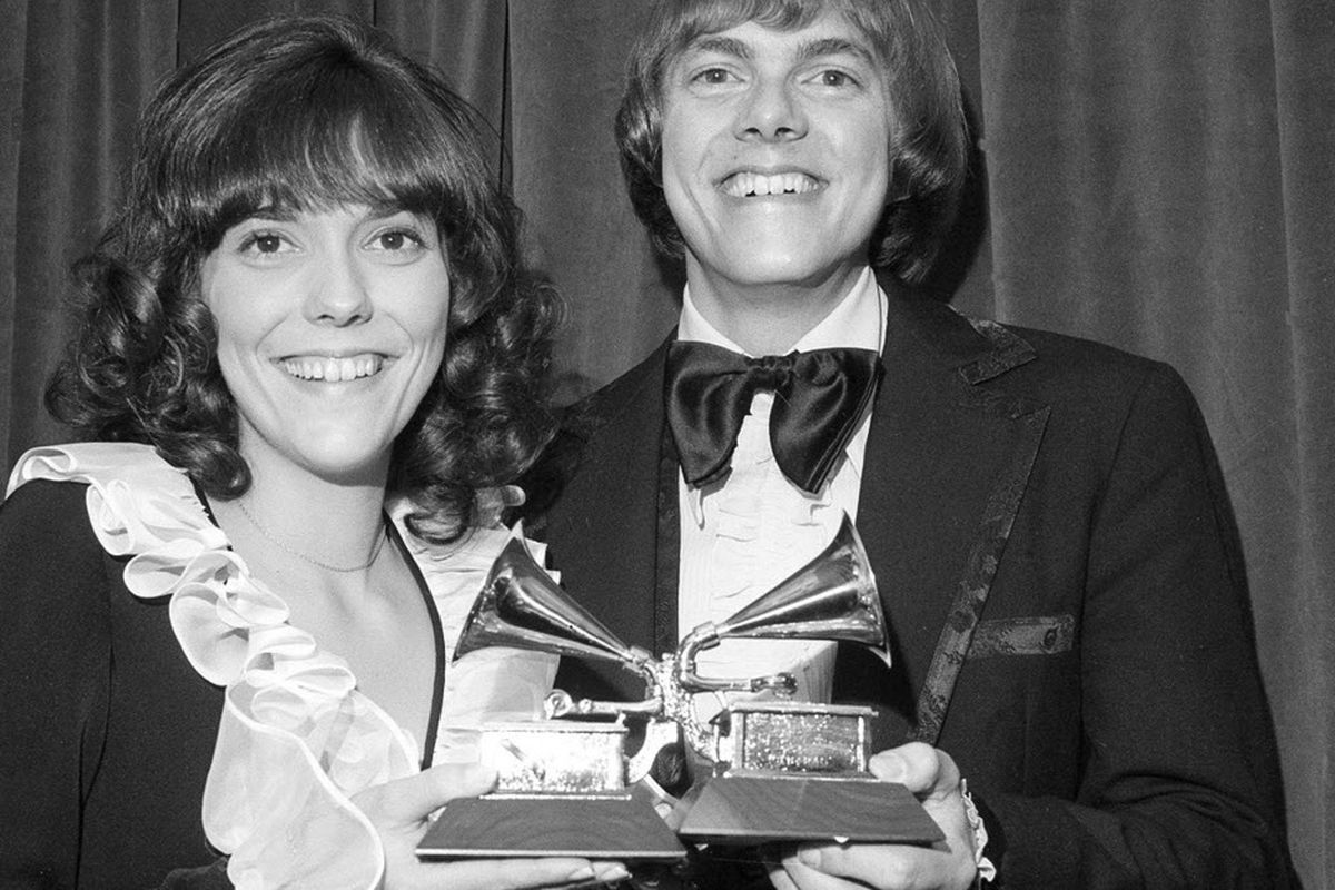 The Carpenters return with vinyl remasters of hit albums
