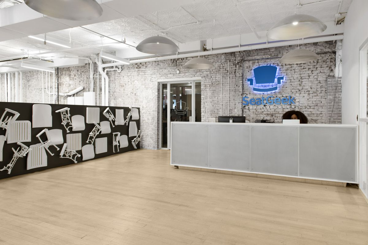 Inside A Tech Company S Grown Up Nyc Headquarters Curbed