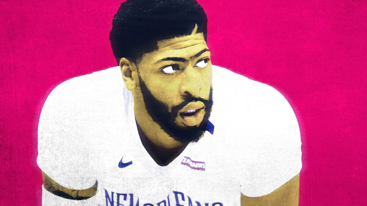 AD-pocalypse Now: The Five Big Questions About Anthony Davis's Trade Request