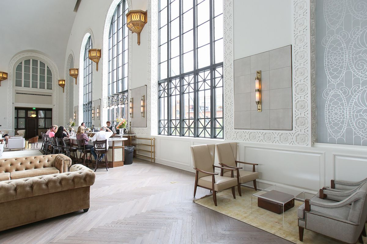 The Cooper Lounge, located in Union Station
