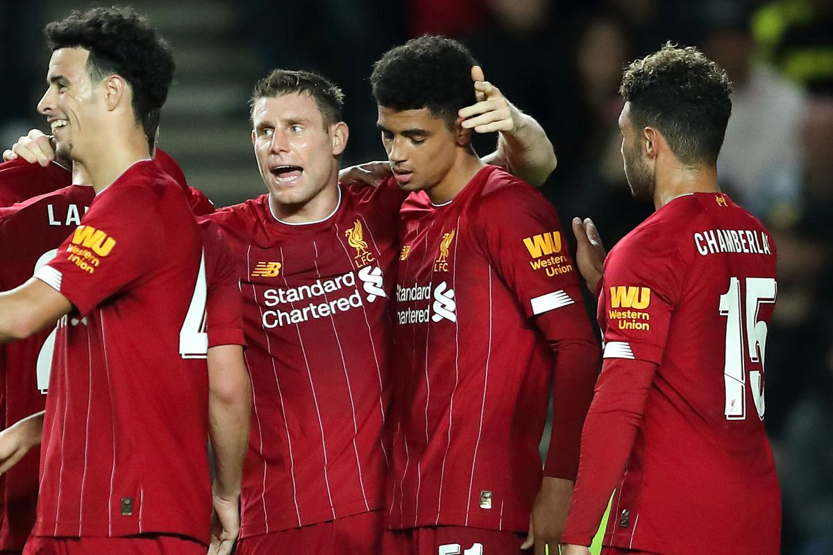 Milton Keynes Dons v Liverpool FC - Carabao Cup Third Round