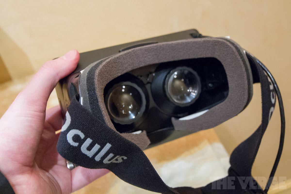 Oculus Rift Hero