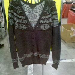 Alexander McQueen sweater, $399