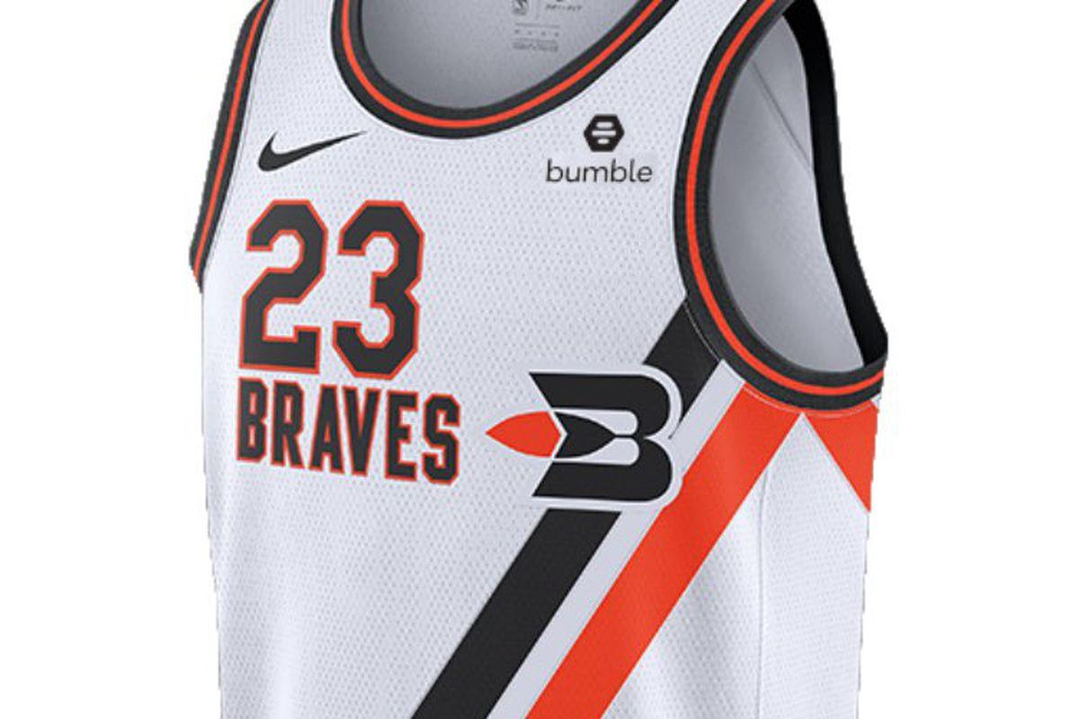 promo code b03b2 0d03e Clipper Unveil Buffalo Braves Throwback Jerseys - Clips Nation