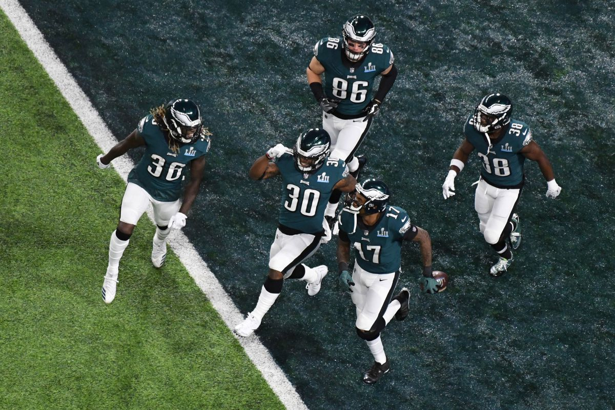 815180cd9 In case you forgot, the Eagles' offense might be the NFL's best ...