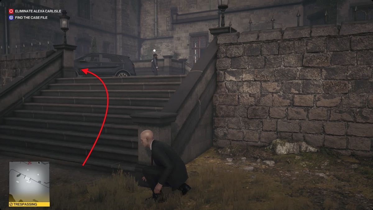 Hitman 3 Death In The Family guide: Find the Case File