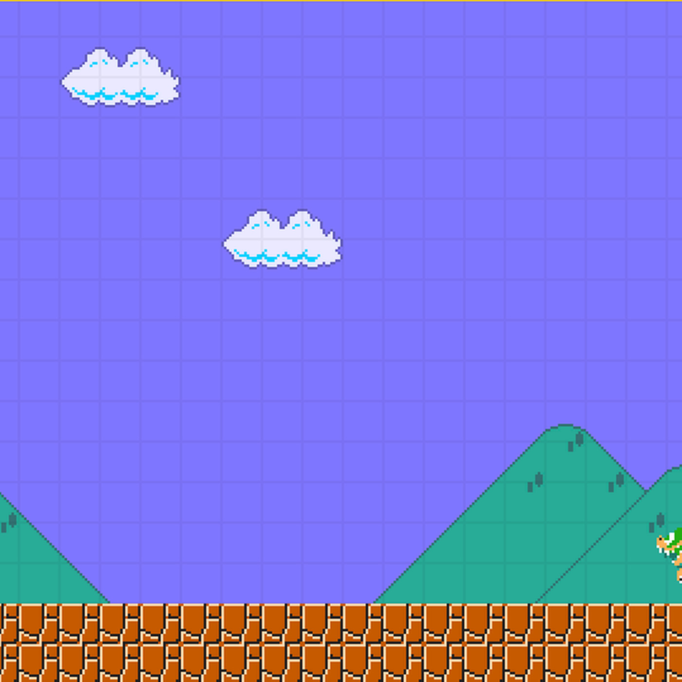 Super Mario Maker Heads To Pc And Mobile With Wallpaper Creator