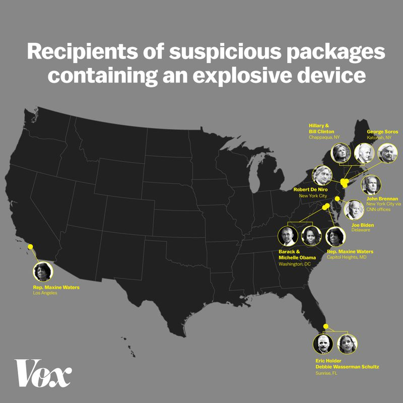 explosives_maps_update The investigation into pipe bombs and the political fallout, explained