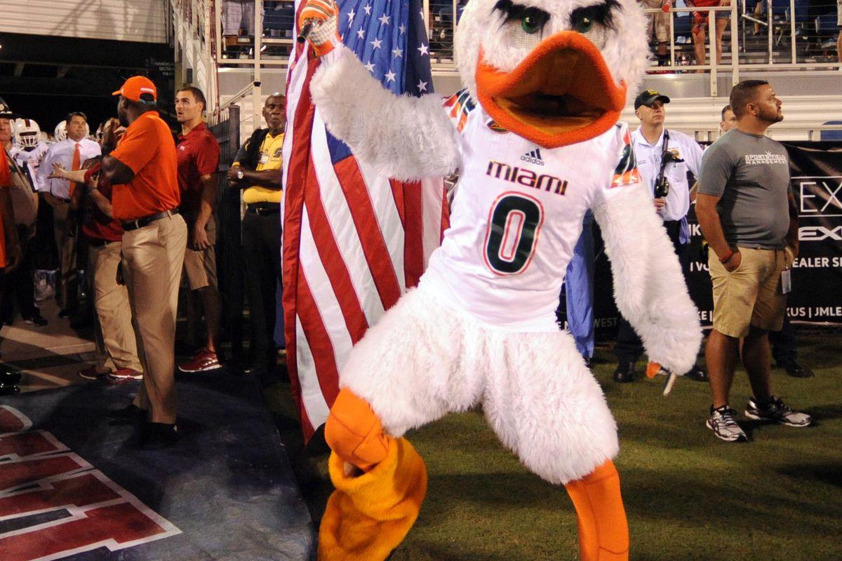 NCAA Football:Miami at Florida Atlantic