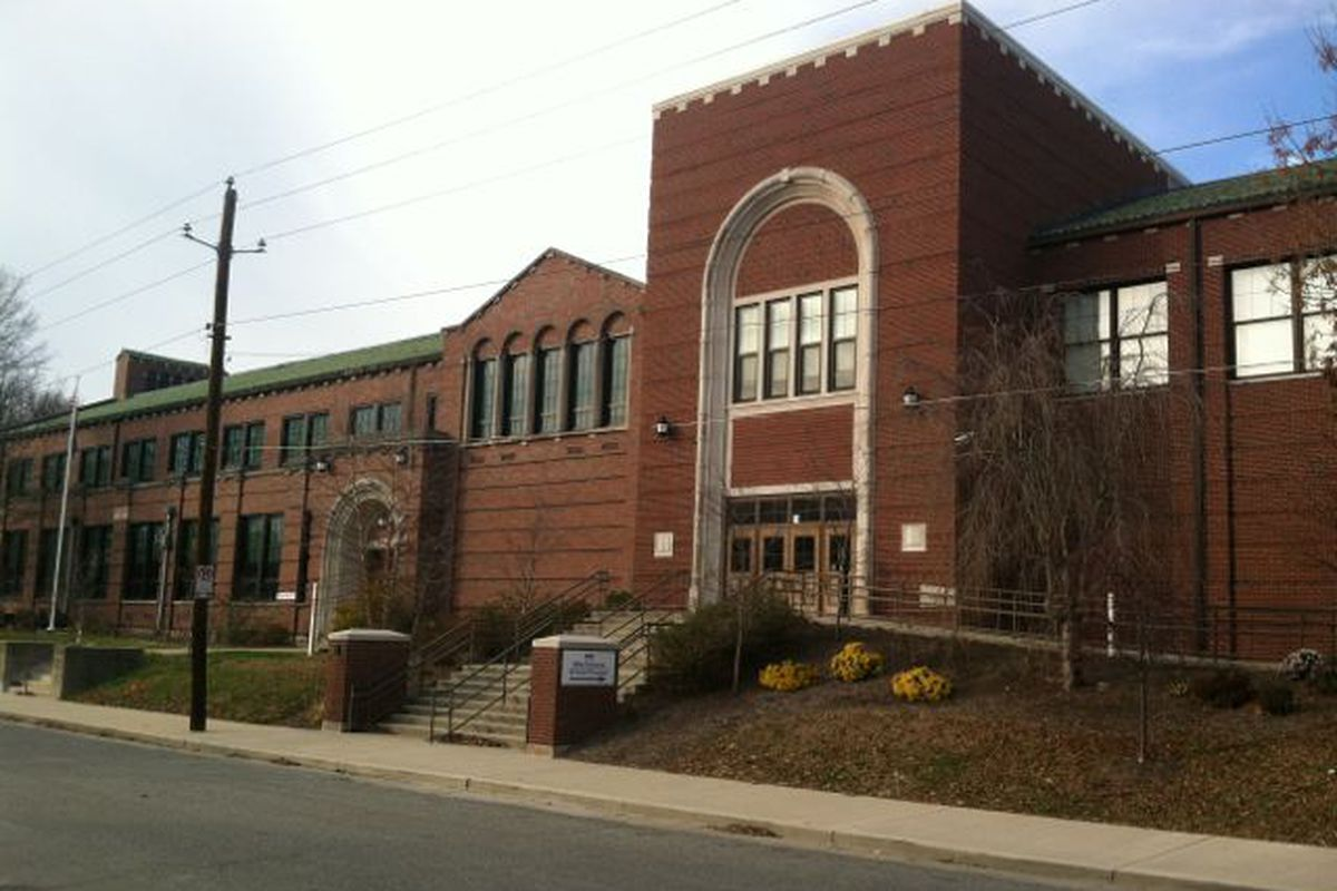 School 84 is a Center for Inquiry magnet school on the North side.
