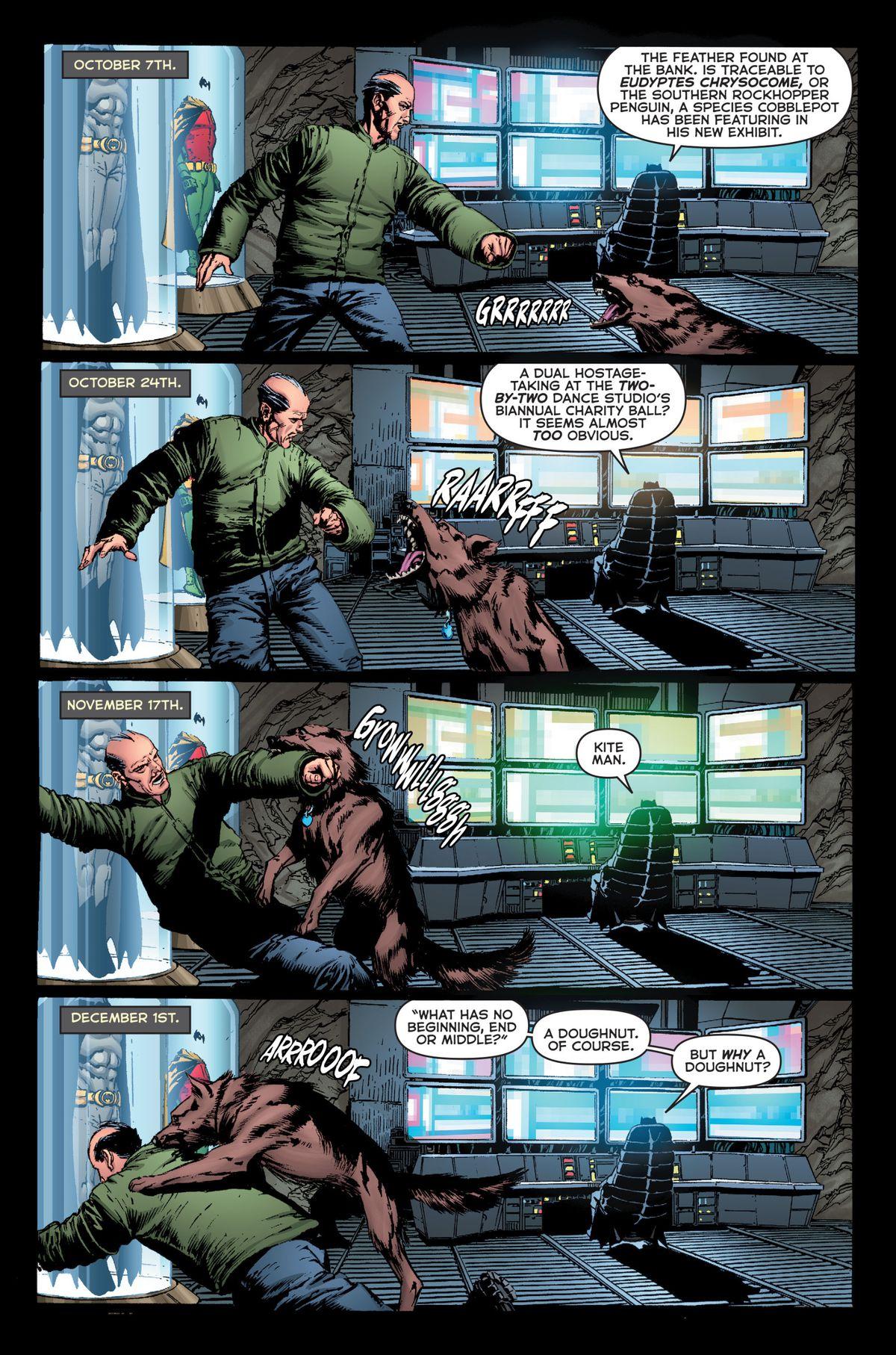 How Batman's villain, Kite Man, went from a joke to a tragic figure