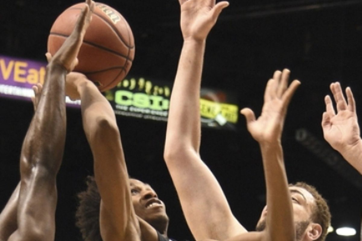 Derrick Bruce was an unexpected star for Oregon State against California.