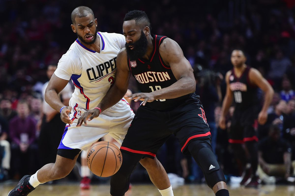 25816988c0c8 James Harden lobbied for the Rockets to acquire Chris Paul. It happened.